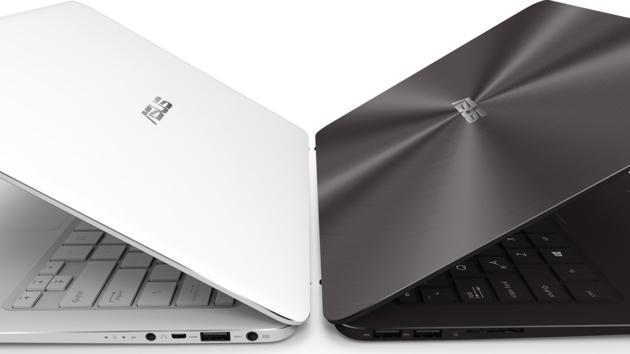 Zenbook UX305: Asus zeigt das dünnste 13,3-Zoll-Notebook mit QHD
