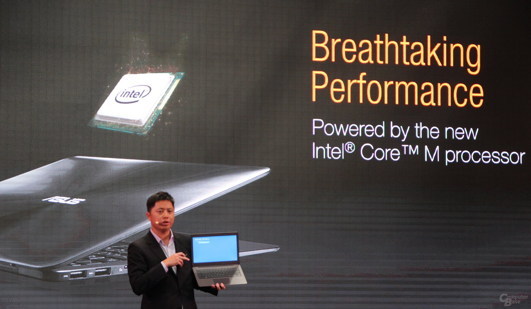 Prozessor vom Typ Core M