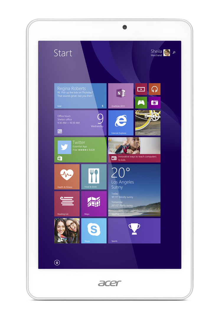 Acer Iconia Tab 8 W