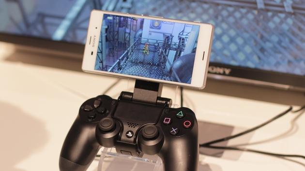 Remote Play: PlayStation-4-Spiele auf der Xperia-Z3-Serie spielen