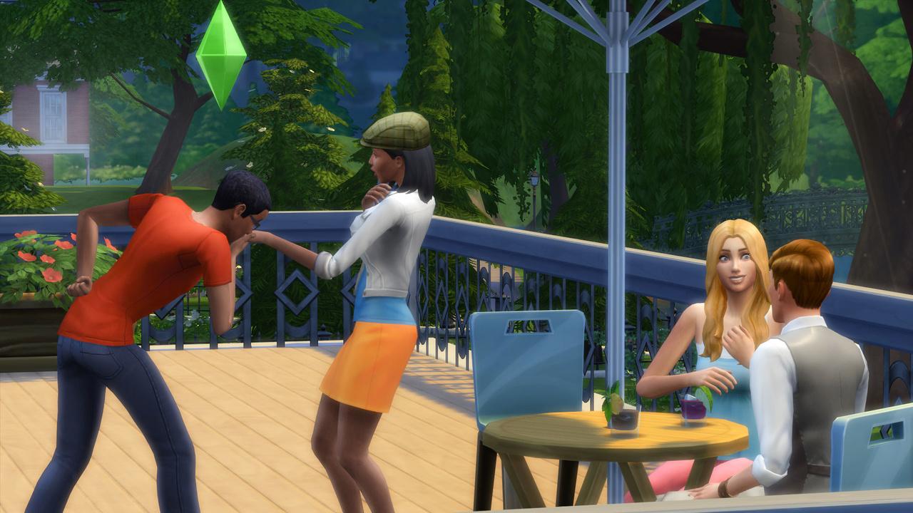 Die Sims 4 im Test: Die super-duper-easy Lebenssimulation