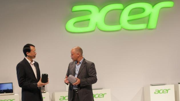 """Acer Revo One: Kleiner """"Mülleimer-PC"""" mit bis zu 6 TB Speicherplatz"""