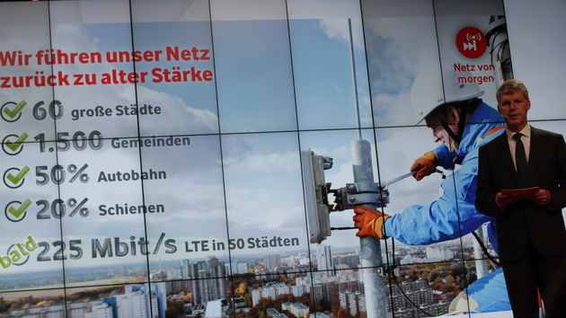 Vodafone: 200 Mbit/s im Kabel gegen Vectoring der Telekom