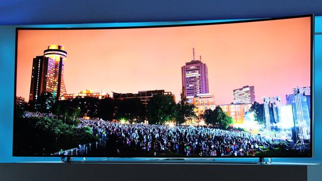 UHD TV: LCDs mit 300 LEDs und Local Dimming von Samsung