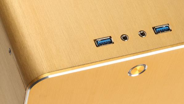 RaiJintek Metis: Alu-ITX-Gehäuse in 5 Farben für unter 50 Euro
