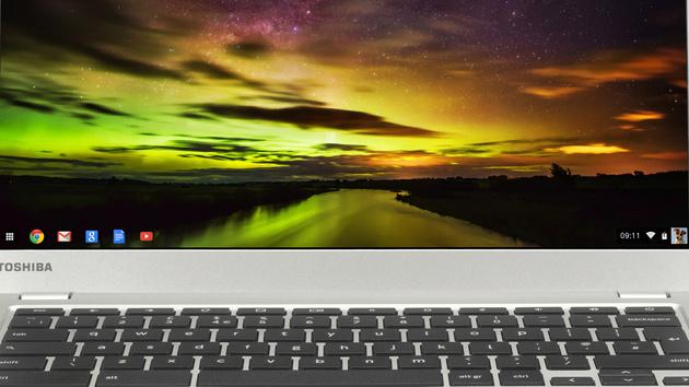 Chromebooks: Leistungsschub und Farbakzente für 2015
