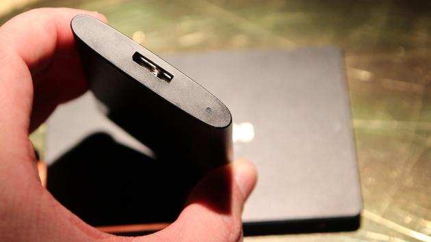 Samsung Portable SSD T1: USB-3.0-Laufwerk mit 450 MB/s und kurzem Kabel