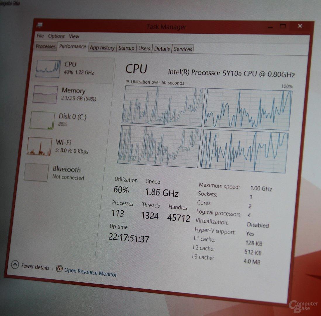 Lenovo Helix 2 mit Core M