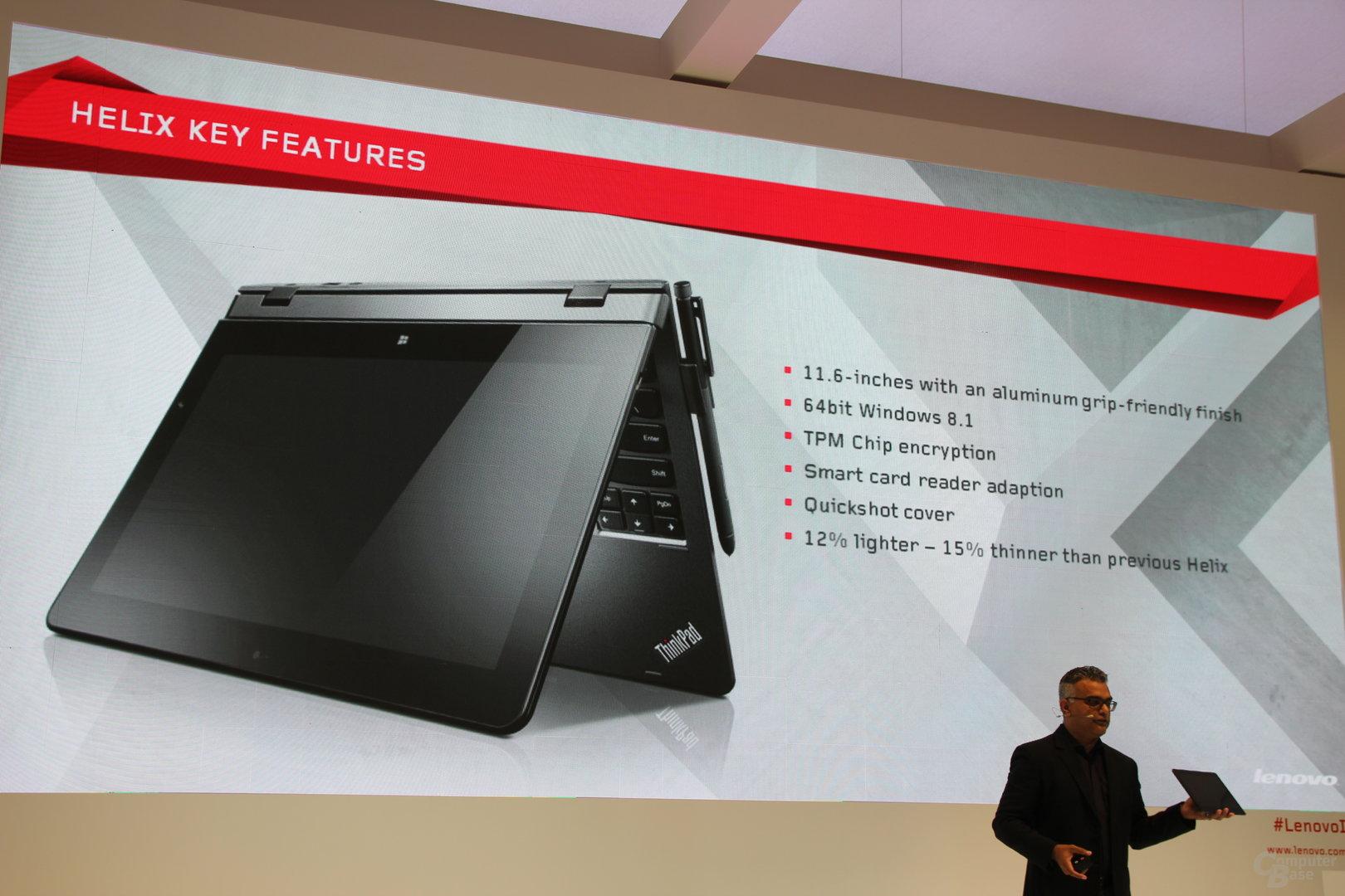 Lenovo zur IFA 2014