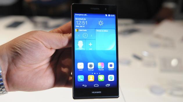 Huawei: Saphirglas für das Ascend P7, Ascend G7 für Fotofreunde