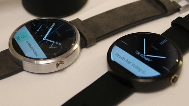 Smartwatch: Moto 360 ab 6. Oktober für 249 Euro erhältlich