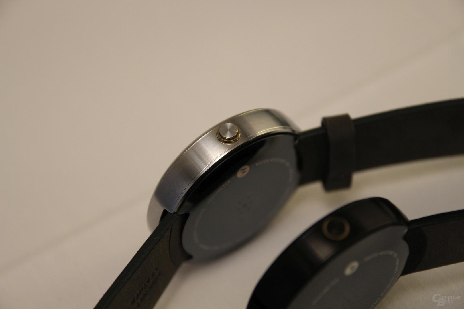 Motorola Moto 360 ausprobiert