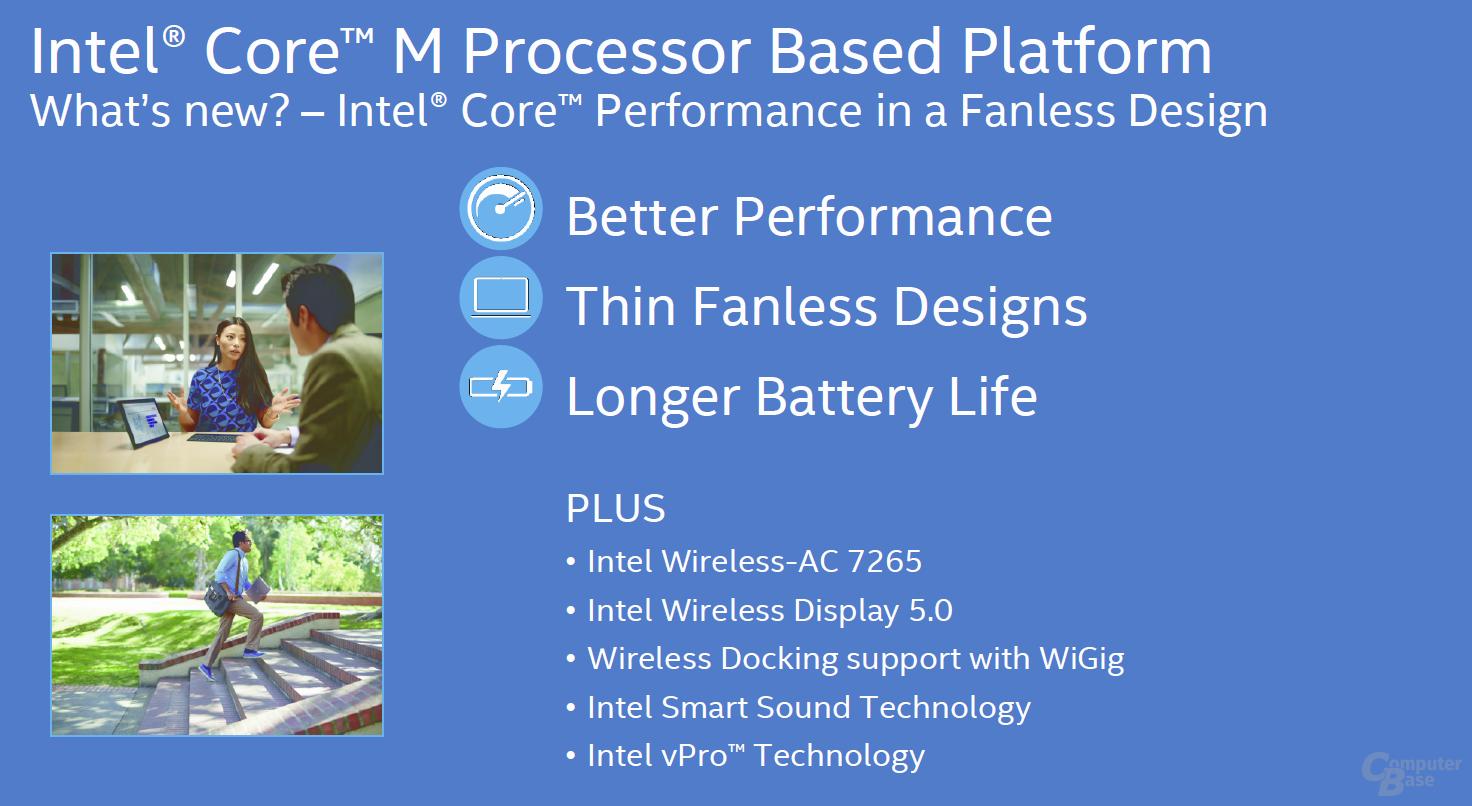 Plattform Features