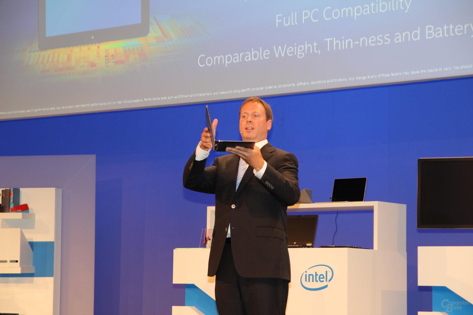 Intel Core M zur IFA 2014