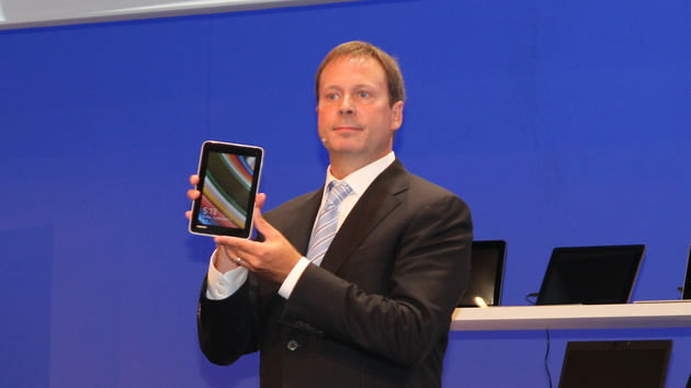 "Intel: 40 Mio. Tablets in 2014, mehr ""Broadwell"" ab 2015"