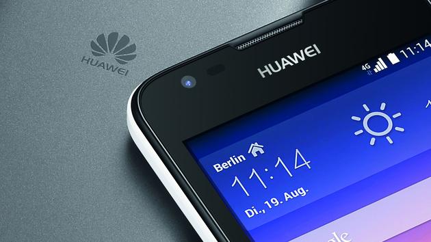 Smartphone: Huawei stattet Ascend G620s und Y550 mit LTE aus
