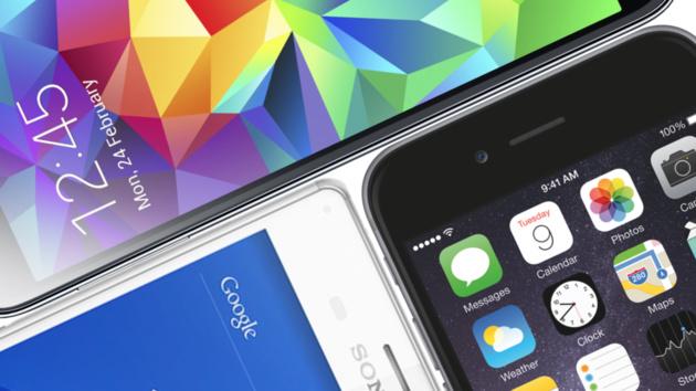 iPhone 6 (Plus): Apples neue Smartphones im Vergleich zur Konkurrenz