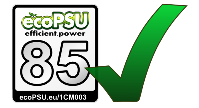 Das EcoPSU-Siegel