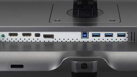 LG 31MU97: 4.096 × 2.160 Pixel auf 31 Zoll kosten 1.500 Euro