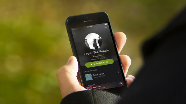 Spotify: Ein Werbe-Video für 30 Minuten Streaming