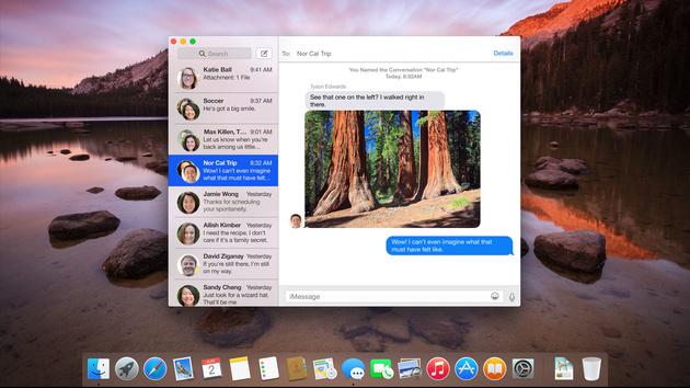 Yosemite: OS X 10.10 ab heute als kostenloser Download