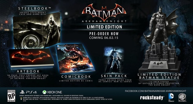 Batman: Arkham Knight – Limited Edition