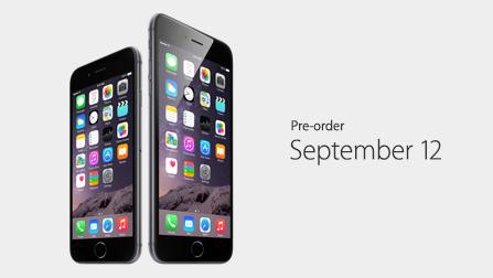 iPhone 6 (Plus): Die neuen iPhones mit 4,7 und 5,5 Zoll sind da