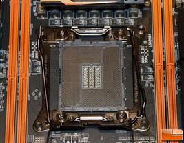 Gigabyte X99 SOC Force LN2 mit mehr Pins