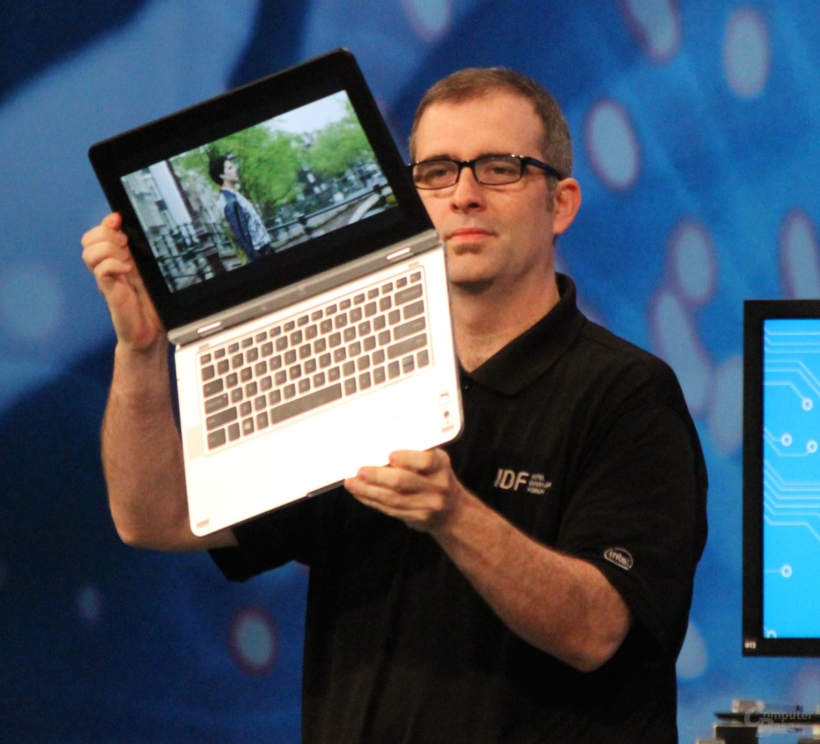 Skylake-Notebook mit 4K-Video