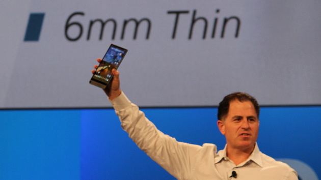 Dell Venue 8 7000: 8,4-Zoll-Tablet mit nur 6,0 mm Bauhöhe