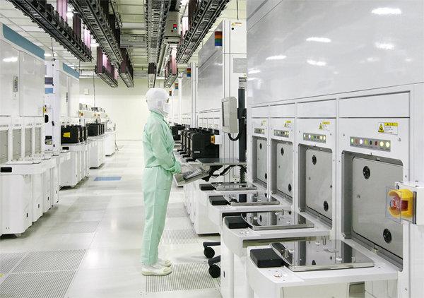 Fab5 in Toshibas Industriepark Yokkaichi Operations