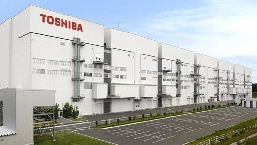 3D-NAND: Baubeginn der Fabrik von Toshiba und SanDisk