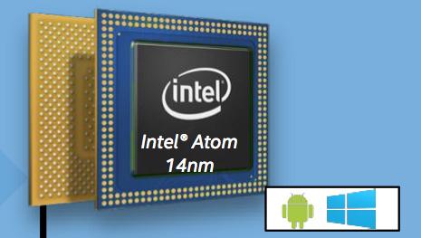 """Intel Atom: """"Cherry Trail"""" für Tablets erst im Jahr 2015"""