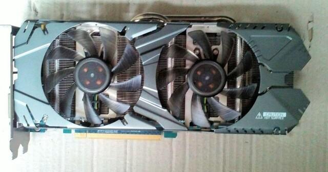 Übertaktete GeForce GTX 970 von Galaxy