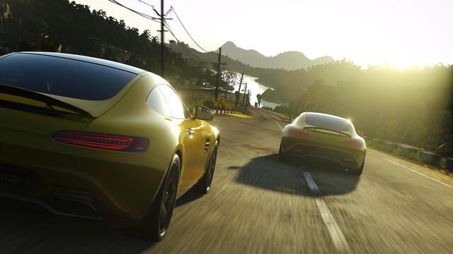 Erstes Zusatz-Auto: Der Mercedes-AMG GT