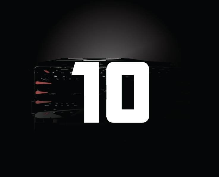 Countdown mit GeForce GTX 900 von Inno3D