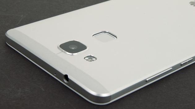 Huawei Ascend Mate 7 im Test: Das fast rahmenlose 6-Zoll-Alu-Phablet