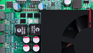 C420 und C680: Die C-Serie von Matrox setzt als erste auf AMD
