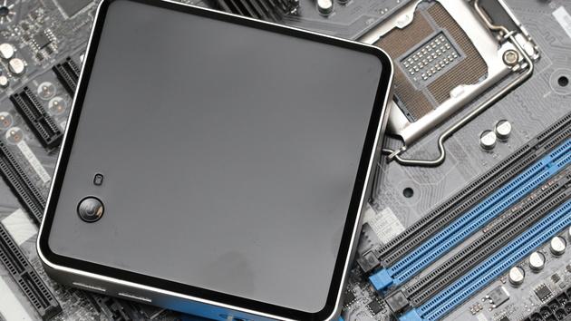 Intel NUC 2.0: PCs mit 0,3-Liter-Gehäuse und Strom über USB