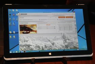Intel Core M bei 6 Watt im 3DMark