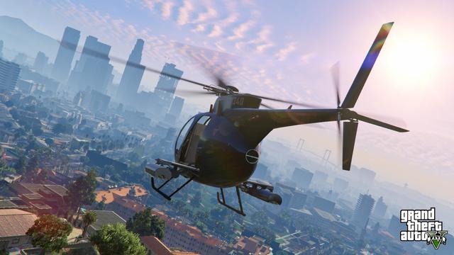 GTA V für PC, PlayStation 4 und Xbox One
