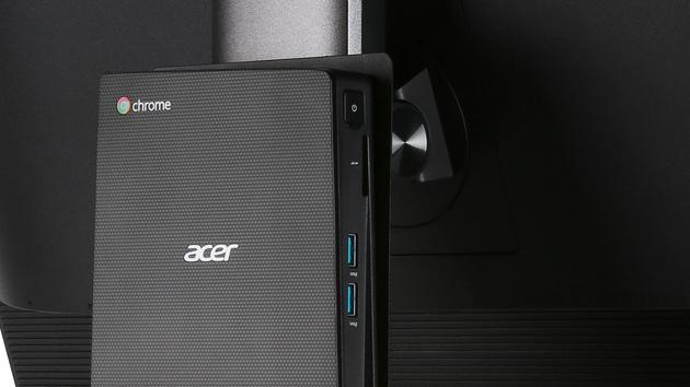 Google Chrome OS: Mini-PC Acer Chromebox CXI erscheint im Oktober