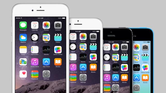 iPhone 6 Plus / iPhone 6 / iPhone 5S / iPhone 5C