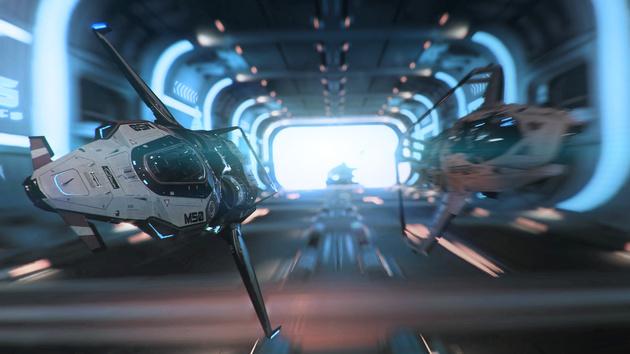 Star Citizen: Arena Commander v0.9 mit großen Neuerungen