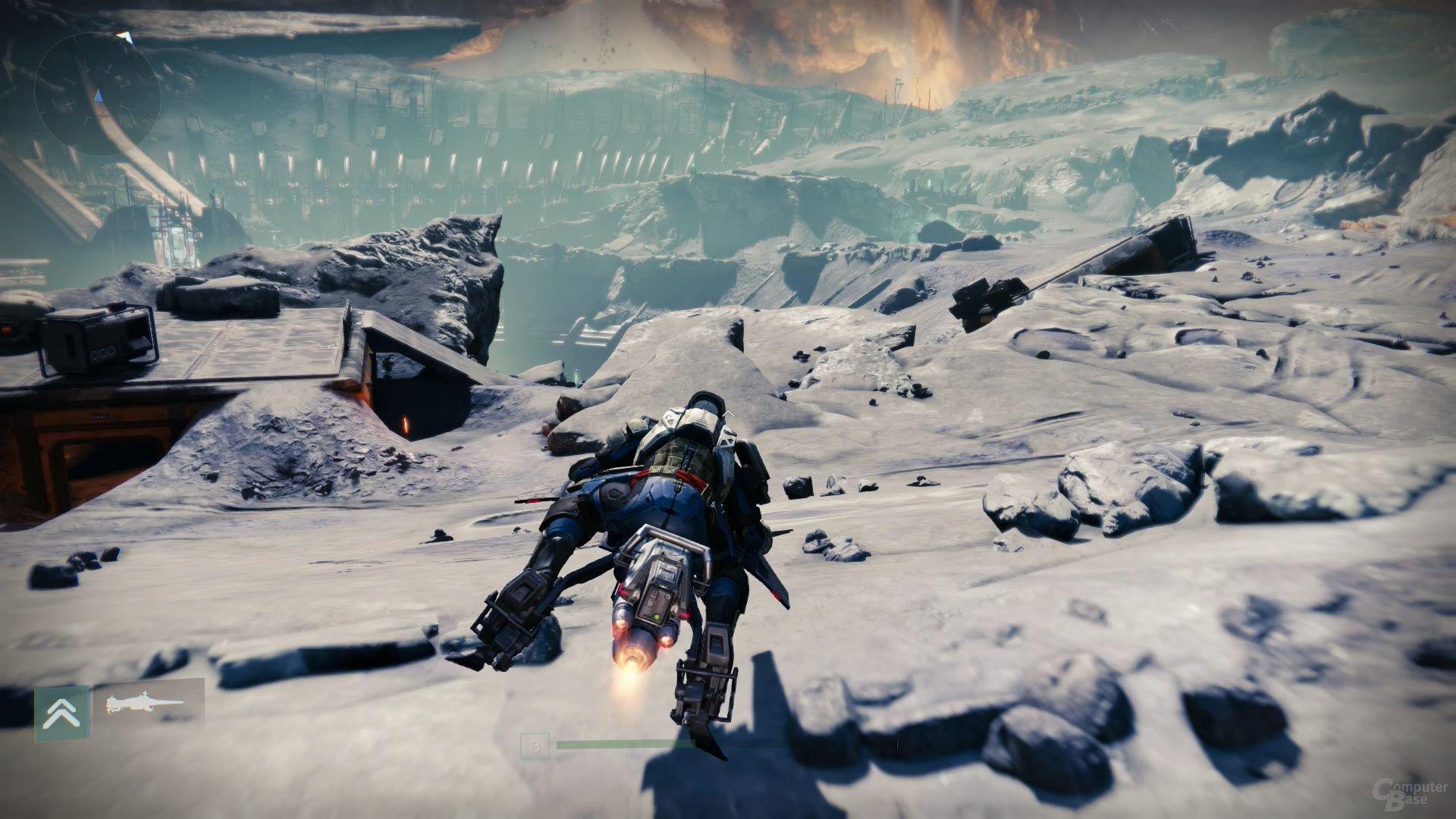 Destiny und Mond haben Gemeinsamkeiten: Sehen gut aus, sind aber ein wenig zu monoton.