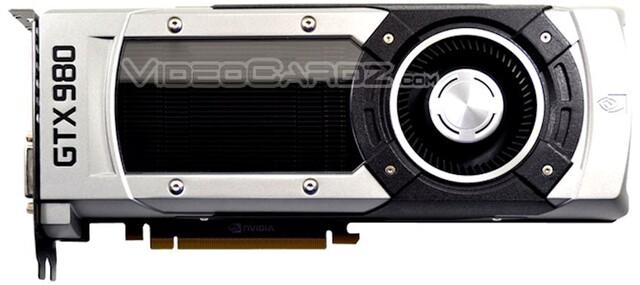 Das Kühlsystem der GeForce GTX 980