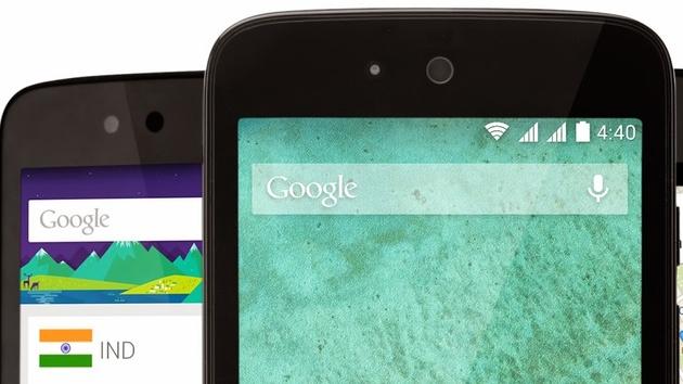 Android One: Günstige Smartphones starten in Indien