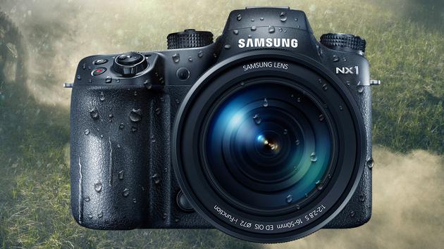 Samsung: NX1 ist die hochauflösendste APS-C-Kamera