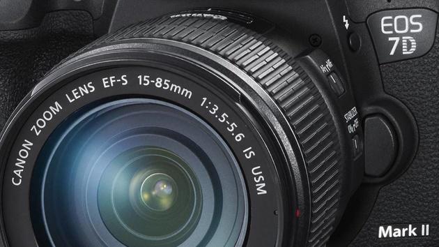Canon EOS 7D Mark II: 20,2 Megapixel treffen auf 10 Bilder pro Sekunde