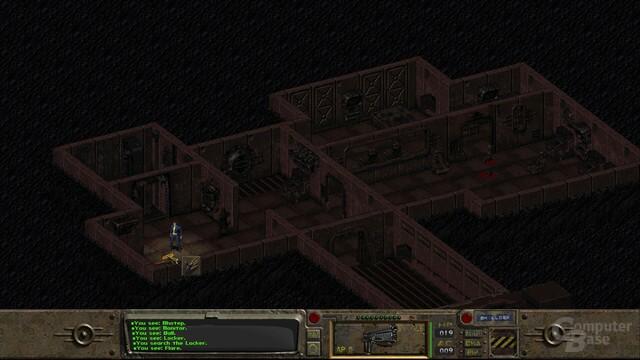 Verfallene Bunker genau abzusuchen lohnt sich